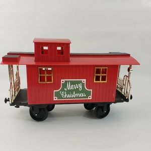 Other - Christmas Holiday Caboose Train Car